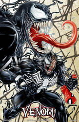 Venom by batmankm