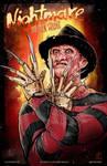 Nightmare on Elm Street by batmankm