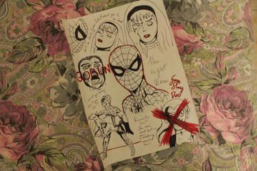 The Night When Gwen Stacy Died by Kid-Jabberwocky