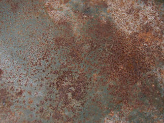 Rusted Metal Texture by Furiion52