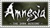 Amnesia The Dark Descent Stamp by DoctorDraca