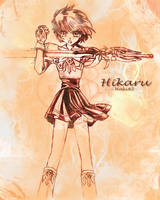 Hikaru Rayearth by MaddMorgana