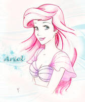Ariel by MaddMorgana