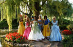 disney princess Group 2 by MaddMorgana