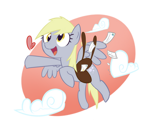 Derpy Hooves by wasd999