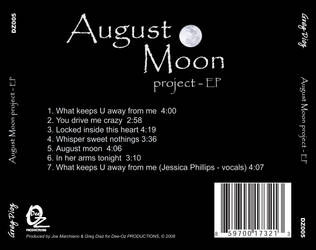 August Moon by Greg Diaz Back by Leo9