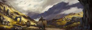 The highland way by churro818