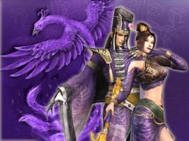 Sima Yi x Zhen Ji by Grace-Zed