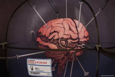Art Req: Ruvik's brain by Grace-Zed