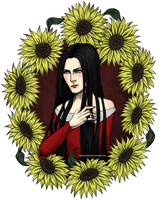 Laura Victoriano by Grace-Zed