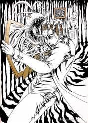 Haunted Gallery by Grace-Zed