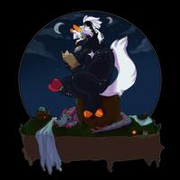 Moonlight Evening - Mazri Fest Mayhem! by FrostedWatercolor