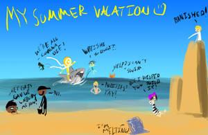 OI SUMMER BEACH BASH by TeachMeMogster