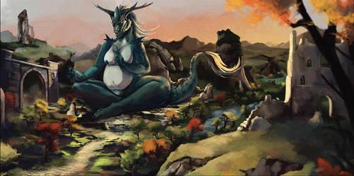 Gaia's Embrace by CarbonTrap