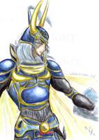 FFI - Warrior of Light by VulpineNinja