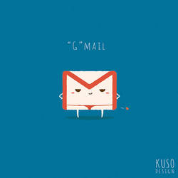 Gmail by kusodesign