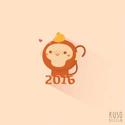 Happy 2016 by kusodesign