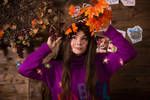 autumn Mabel Pines by sauronushka