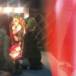 DC BOMBSHELLS backstage by sauronushka