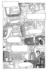 Sherwood comics pag 2 by AndreaLonghi