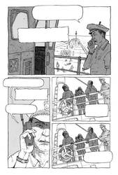 Sherwood comics pag 3 by AndreaLonghi