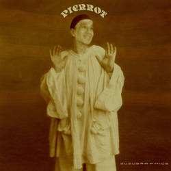 Juan Villarreal as Pierrot by zuzugraphics