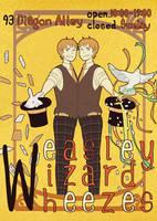 Weasley Wizard Wheezes by MEGMI