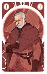 Game of Thrones' cards | Jack Davos Seaworth by SimonaBonafiniDA
