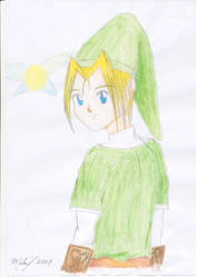 Link by unwingedangel