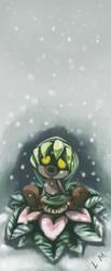 Winter Deku by LunarMew