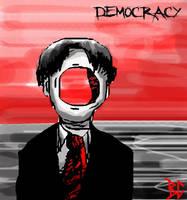 Democracy by krimsongrace57