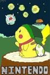 Nintendo by vaporeono