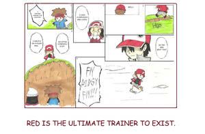 Pokemon logic vol. 10 by vaporeono