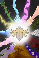 Wonder Guard by vaporeono