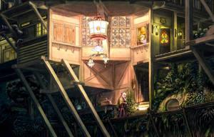 [SVIGNORE] Basehouse (zoom up) by Nonohara-Susu