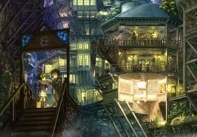 [SVIGNORE] Basehouse of Forecrest by Nonohara-Susu