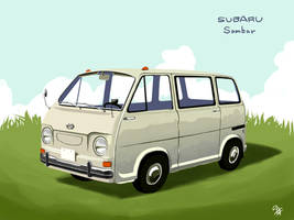 SUBARU Sambar BAN by Nonohara-Susu