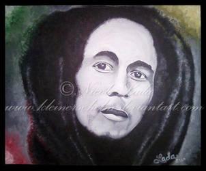 Bob Marley Finished by KleinerSchelm