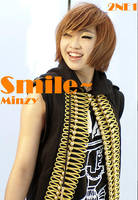 Smile - Minzy by TomboyNeko