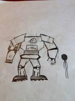 Big Giant Mec Thingy by Gab1231
