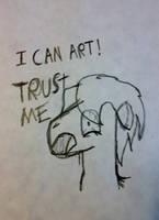 I Can Art by Gab1231