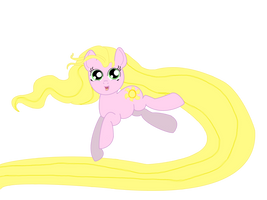 Mlp fim Rapunzel BEST DAY EVER by MlpFimColordrop