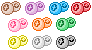 Point recolors - FREE TO USE by pueii
