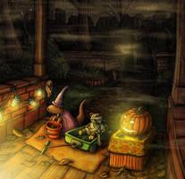 Halloween by samuel123