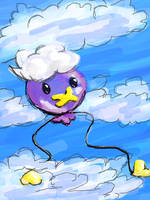 Drifloon by EnigmaticPenguin