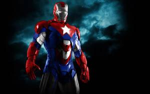 Iron Patriot by 666Darks