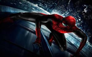 Amazing Spider-Man Black+Red by 666Darks