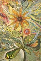 Cosmic Life by MirielVinya