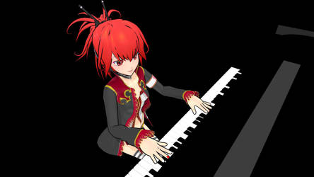 CUL play the piano. by 117ps