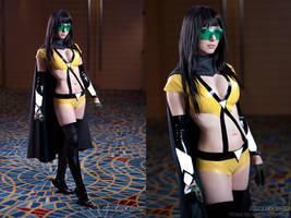 Phantom Lady At Dragoncon 2010 by Riddle1